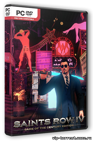 Saints Row 4: Game of the Century Edition (2014) PC
