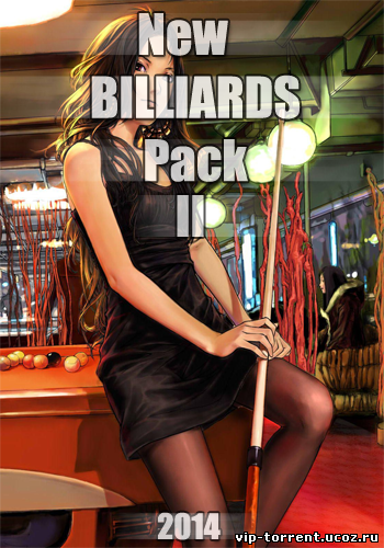 New Billiards Pack 2 (2014) PC