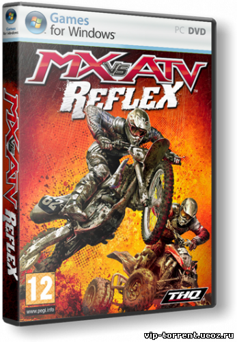 MX vs. ATV: Reflex (2010/PC/Русский/RePack)
