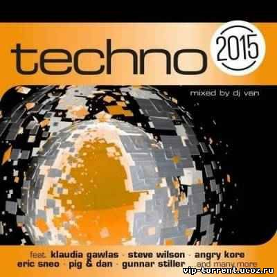 VA - Techno 2015 (2 CD) (2015) MP3