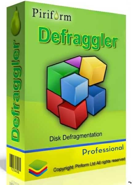 Defraggler Professional / Technician Edition 2.19.982 Final (2015) РС | RePack & Portable by D!akov