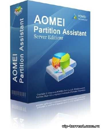 AOMEI Partition Assistant Technician Edition 5.8 (2015) РС | + RePack by KpoJIuK / Portable by Valx