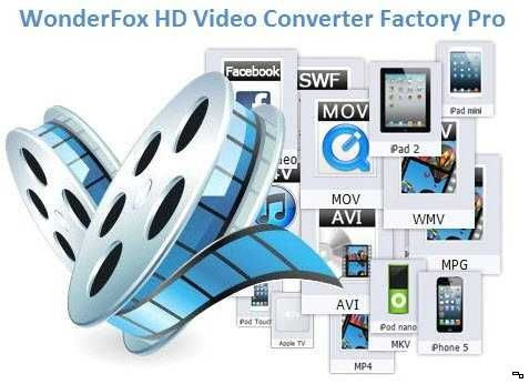 WonderFox HD Video Converter Factory Pro 10 (2016) PC