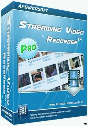 Apowersoft Streaming Video Recorder 6.0.4 (2016) PC