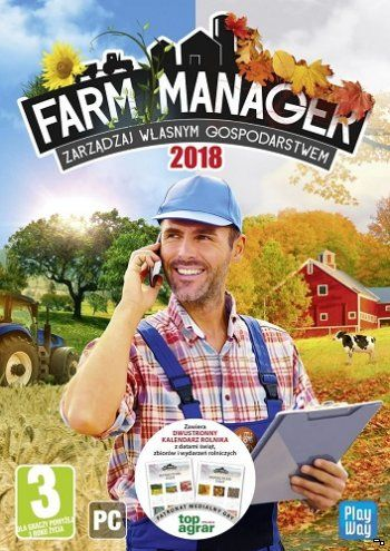 Farm Manager 2018 (2018) PC