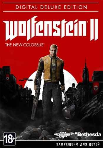 Wolfenstein II: The New Colossus [Update 2] (2017) PC | Repack от xatab