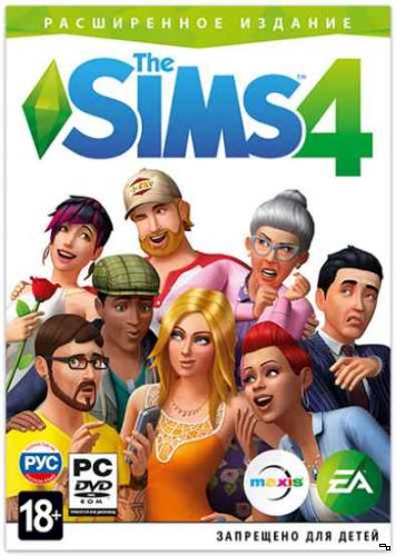 The Sims 4: Deluxe Edition [v 1.36.104.1020] (2014) PC | RePack от xatab