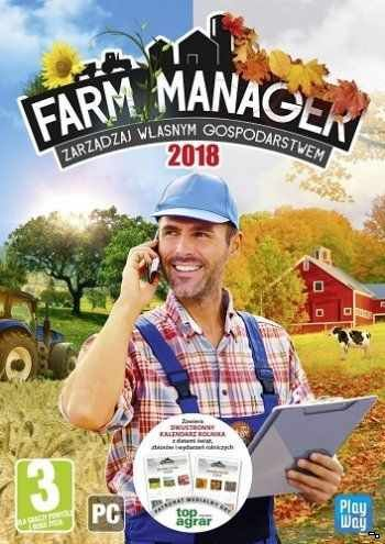 Farm Manager 2018 (2018) PC  Лицензия