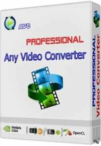 Any Video Converter Professional 6.2.3 (2018) PC RePack & Portable