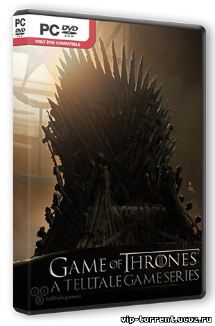 Game of Thrones - A Telltale Games Series. Episode 1 - Iron from Ice (2014) PC