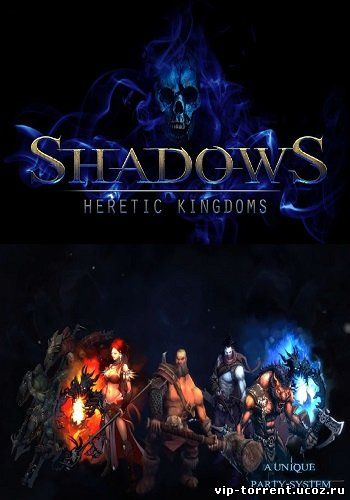 Shadows Heretic: Kingdoms - Book One Devourer of Souls (2014) PC