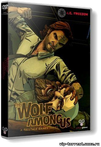The Wolf Among Us: Episode 1 - 5 (2013) PC