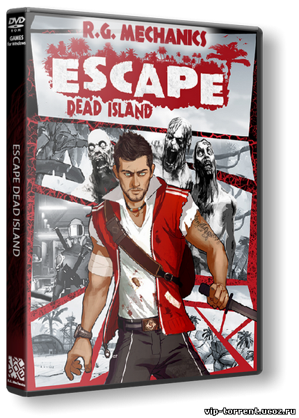 Escape: Dead Island [Update 2] (2014) PC | RePack от R.G. Механики