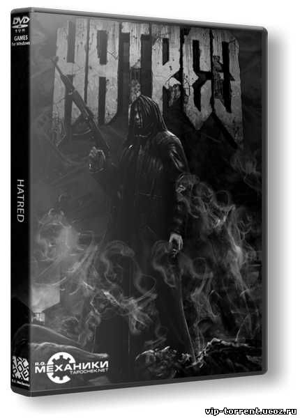 Hatred [Update 6] (2015) PC | RePack от R.G. Механики