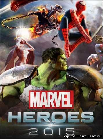 Marvel Heroes (2015) PC