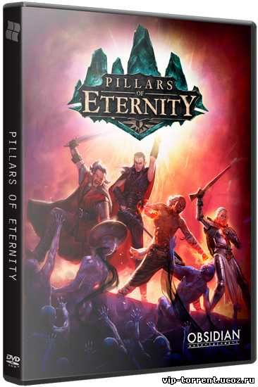 Pillars Of Eternity [v 1.0.2.0508] (2015) PC | Лицензия