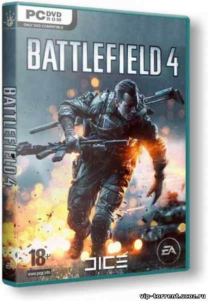 Battlefield 4 [Update 12] (2013) PC | RePack от xatab