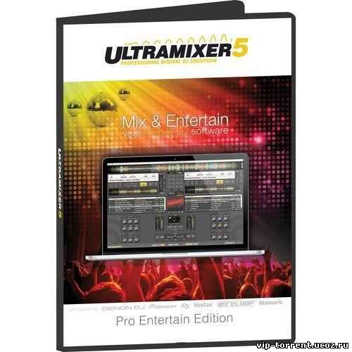 UltraMixer 5.0.2 Pro Entertain Edition [En]