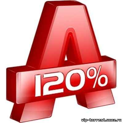 Alcohol 120% 2.0.3 Build 7612 Retail (2015) РС