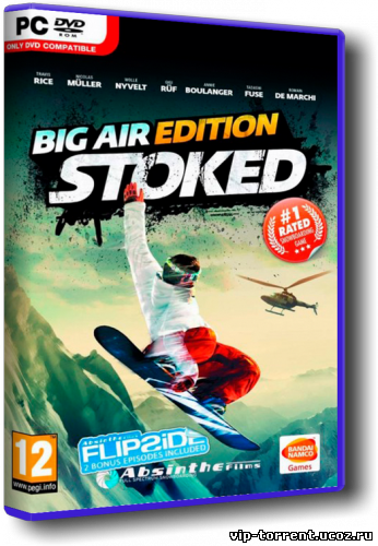 Stoked: Big Air Edition (2011/PC/ENG/Repack)