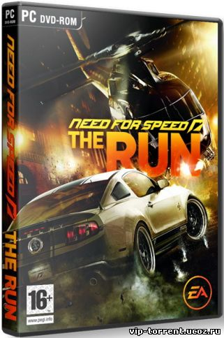 Need for Speed: The Run Limited Edition (2011) PC | RePack
