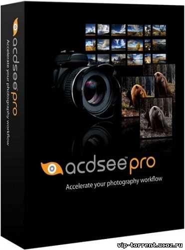 ACDSee Pro 9.1 Build 453 (2015) PC | RePack by KpoJIuK