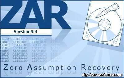 Zero Assumption Recovery 8.4.15 + Portable