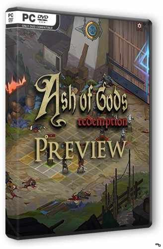 Ash of Gods: Redemption [v 1.1.12] (2018) PC Лицензия