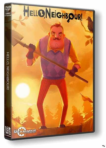 Hello Neighbor [v 1.1.9] (2017) PC RePack от R.G. Механики