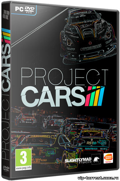Project CARS [Update 3 + DLC's] (2015) PC | RePack от R.G. Catalyst